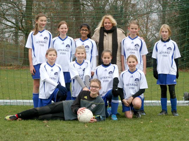 U-13-Juniorinnen-2014