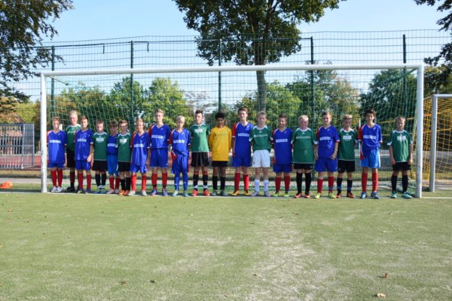 Fußball Stadtmeisterschaften 2016