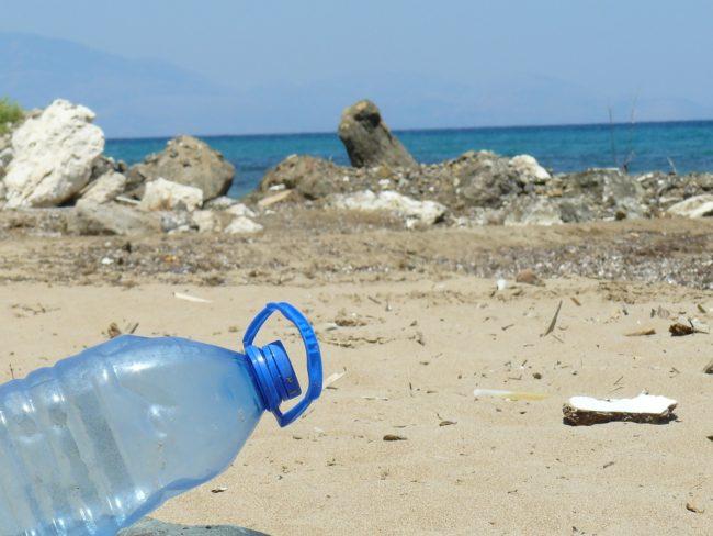 Das Meer aus Plastik
