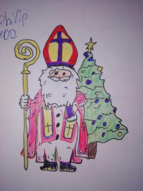 6 - Heute ist Nikolaustag ...